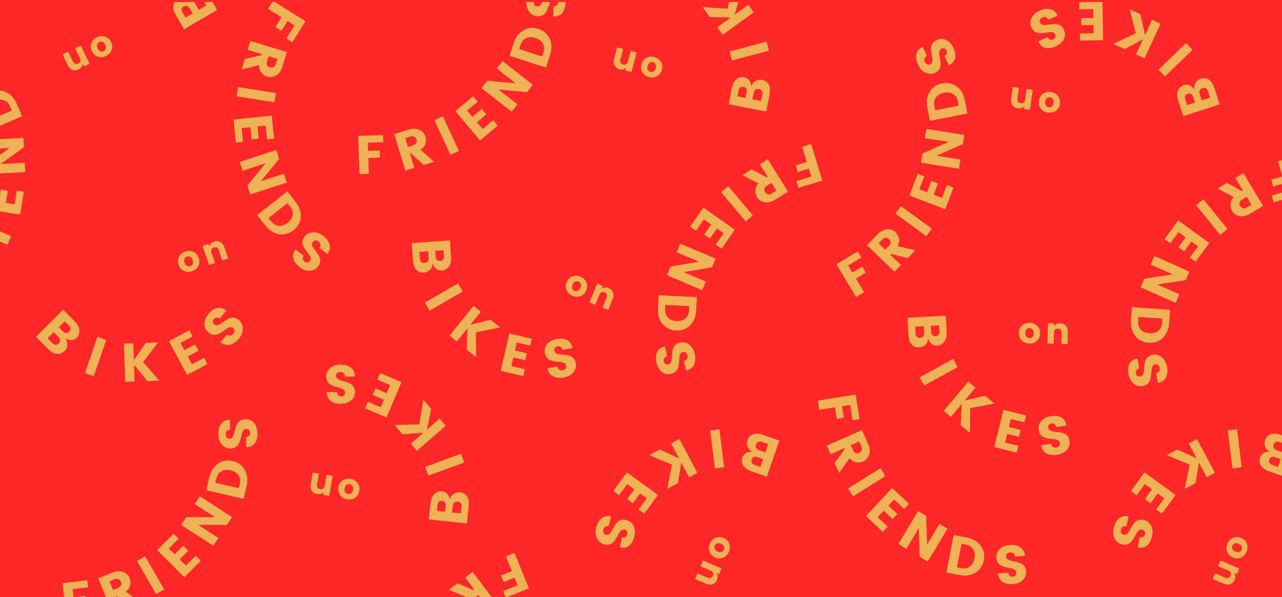 friends-on-bikes-type-pattern