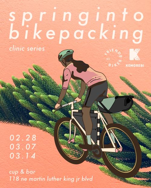 Spring-Bikepacking