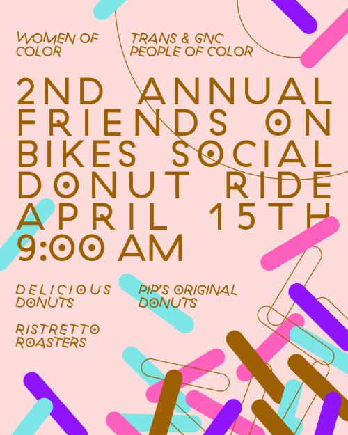 FOB Social Donut Ride 2018