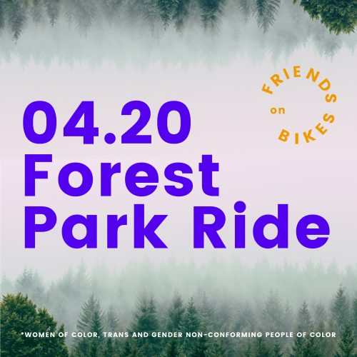 FOB Forest Park Ride