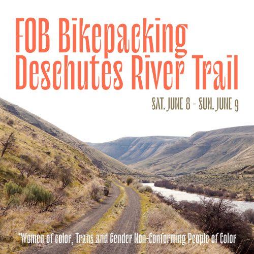 FOB Deschutes Bikepacking